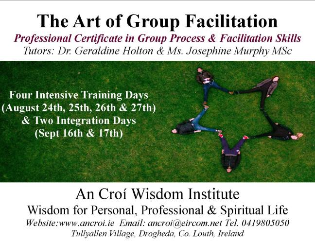 Group Facilitation postcard aug 2017