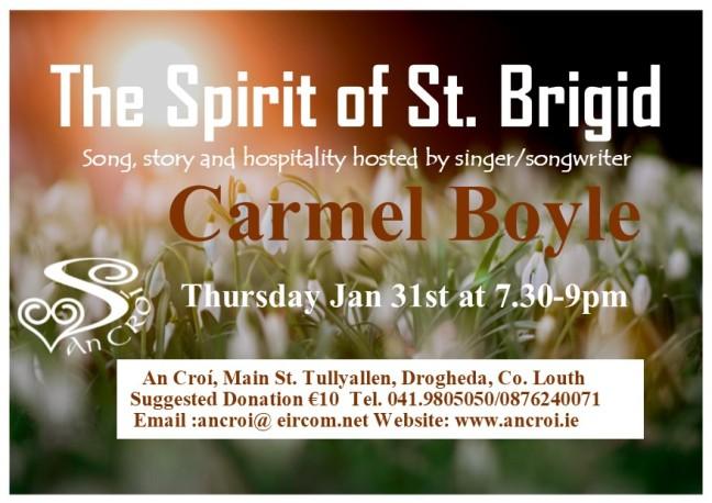 the spirit of st. brigid image