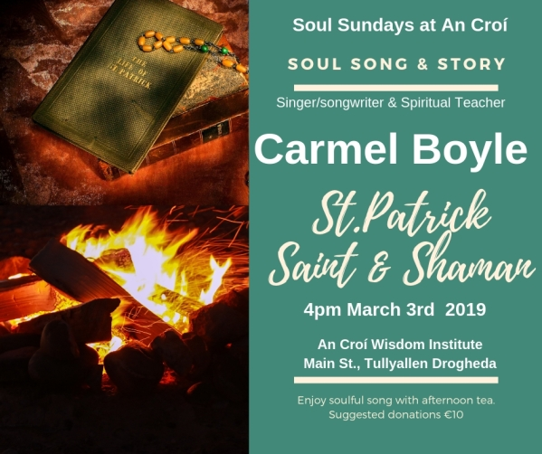 Soul Songs with Carmel Boyle – An Croí Wisdom Institute