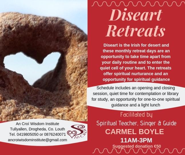 Diseart Retreats
